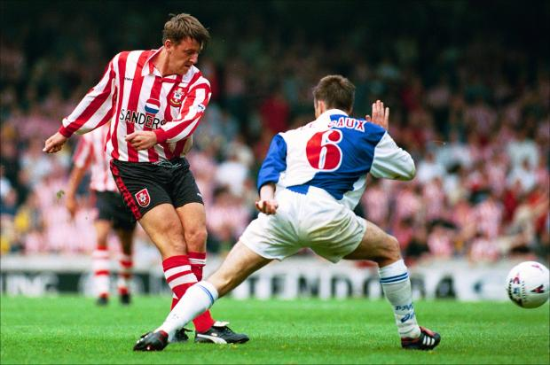 Daily Echo: Matt Le Tissier in his playing days.