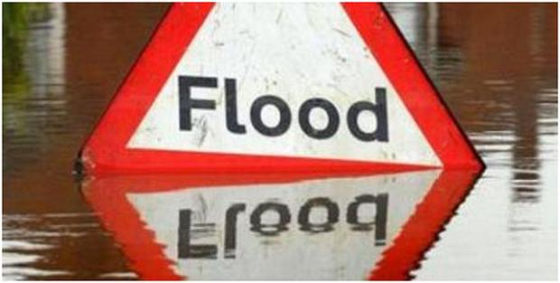 Flood alerts for city centre
