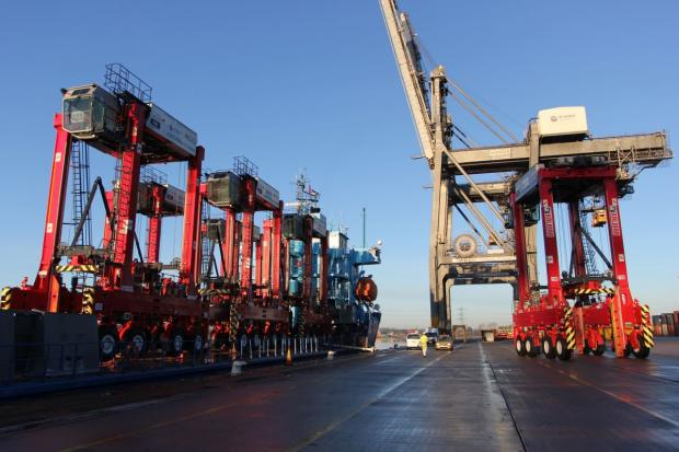 Container port to open seven days a week