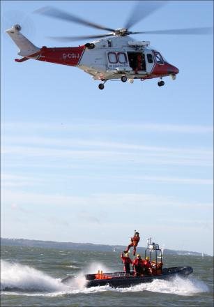 Talk on impact of changes to coastguard