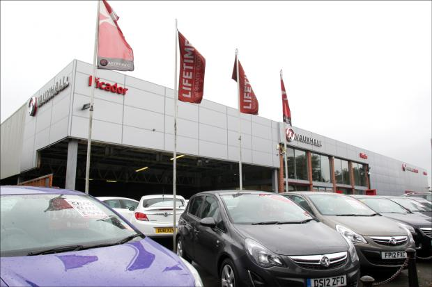 Car dealer's expansion plan approved