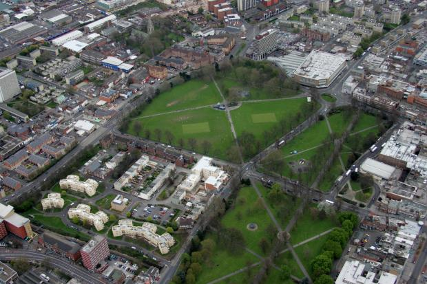 Daily Echo: City Centre Parks in Southampton