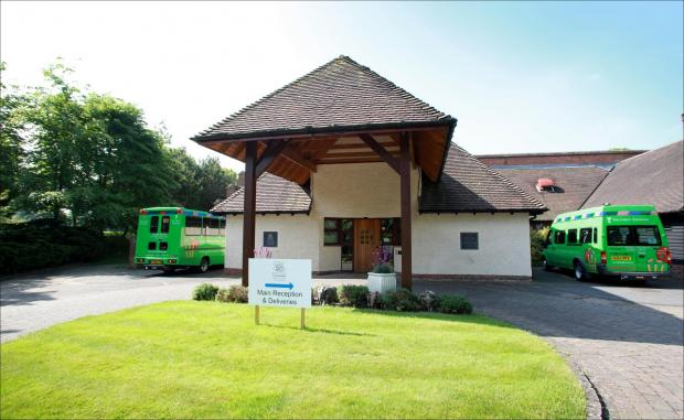 Hospices benefit from £80,000 of grants