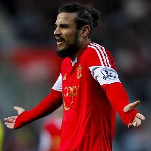 Daily Echo: Dani Osvaldo has been handed a two-week ban