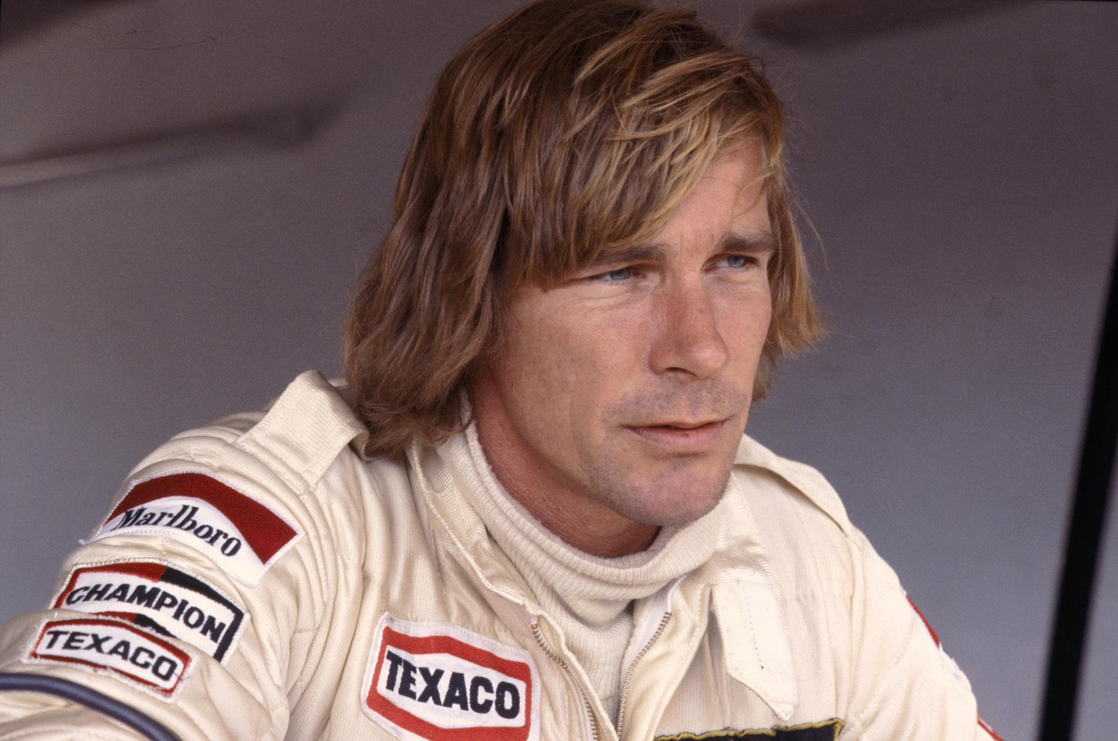 I almost punched James Hunt says Hampshire Formula One legend Murray Walker