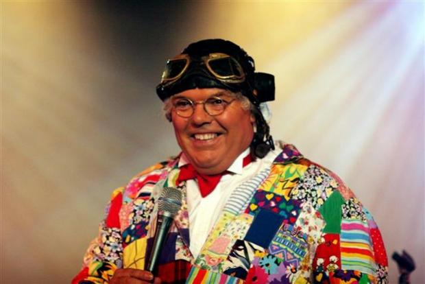 Roy Chubby Brown in action