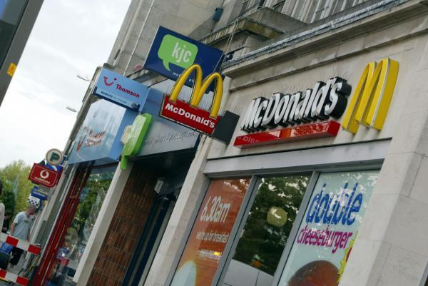 Daily Echo: The old McDonald's restaurant