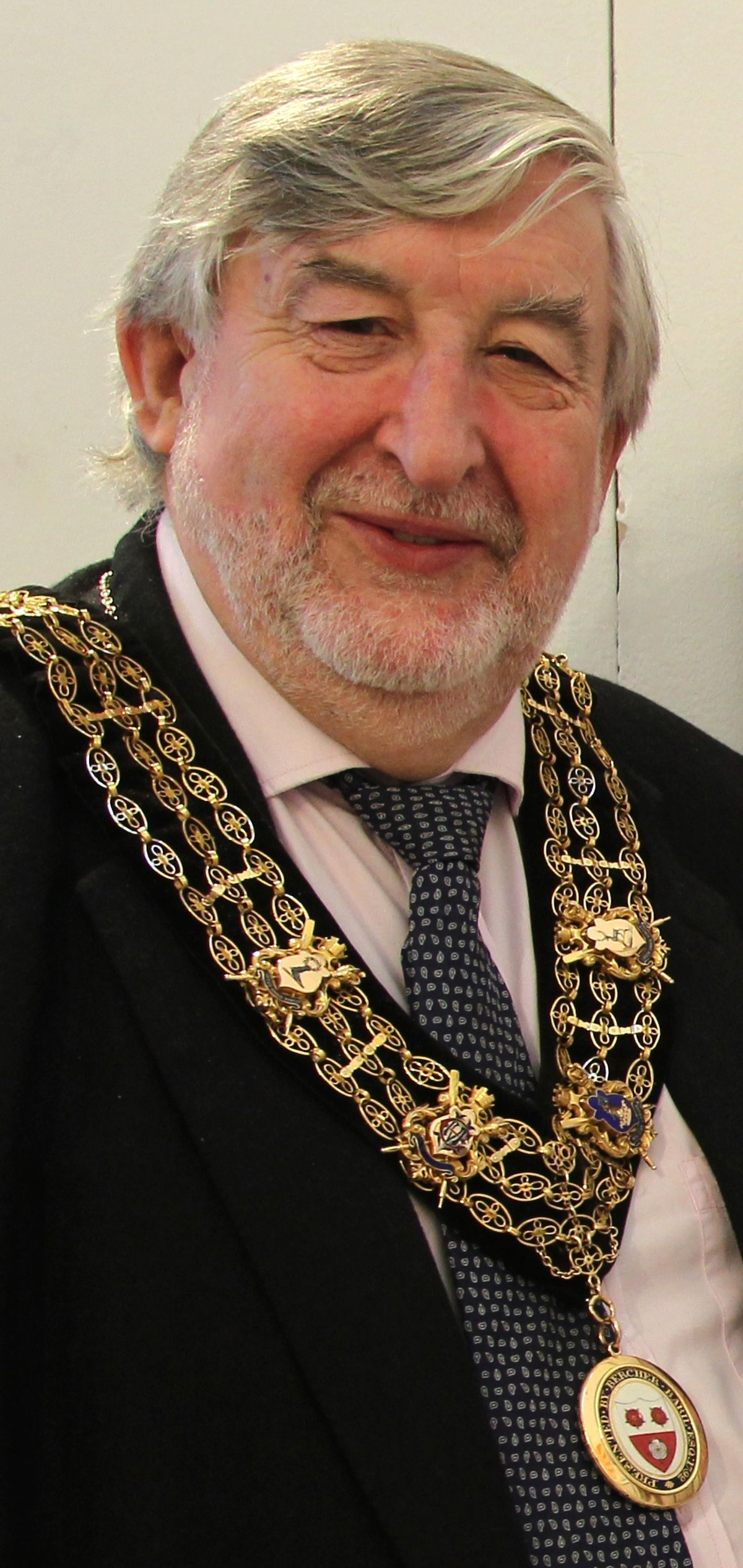 Mayor Ivan White