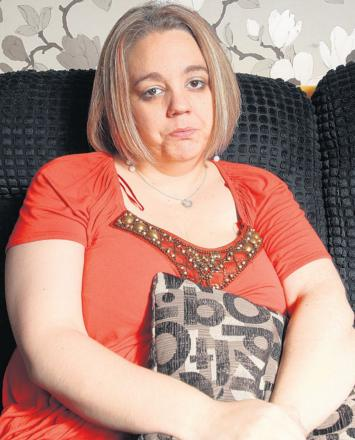 Why I can't smile - mum of two tells of rare condition