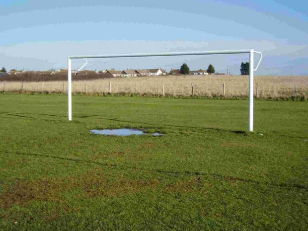 Daily Echo: Pitch to Win is urging amateur football clubs across Hampshire and to enter the search for the UK's worst football pitch
