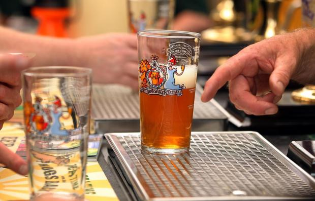 Campaign for Real Ale to host beer festival in Gosport