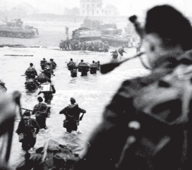 Learn about D-Day with free talk in Winchester