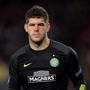 Daily Echo: Fraser Forster is four clean sheets away from a world record