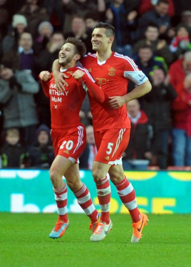 Daily Echo: Adam Lallana pays tribute to his mum