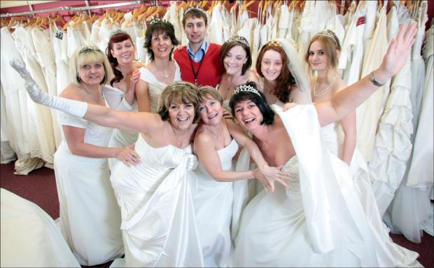 Brides record attempt back on