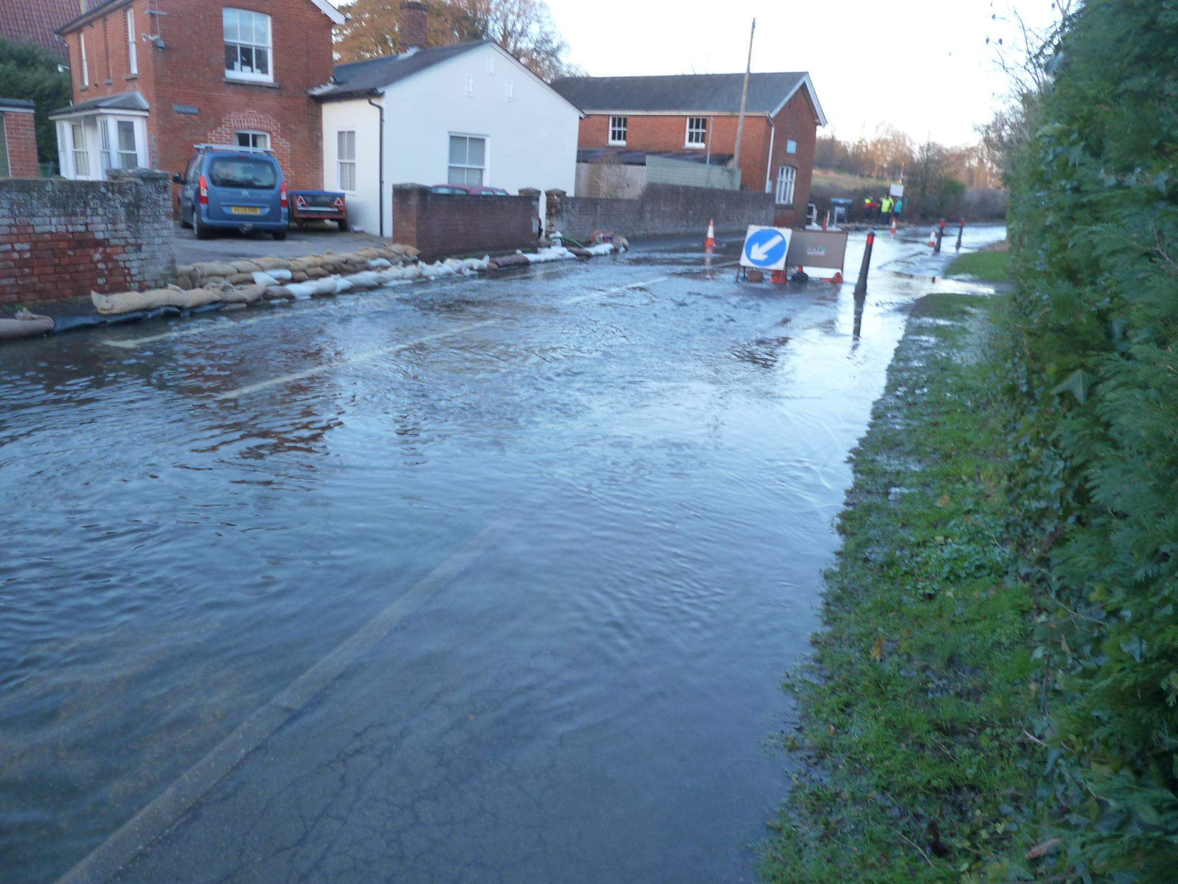 More flooding expected, warns Environment Agency