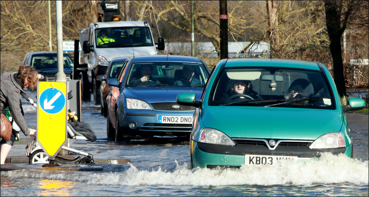 Drivers warned of disruption this morning