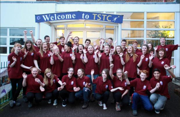 Students from Sholing Technical College are heading to the Philipines
