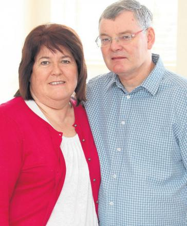 Fostering a happy home - couple have looked after more than 65 children in ten years