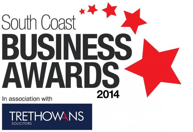 Launching this year's top business awards