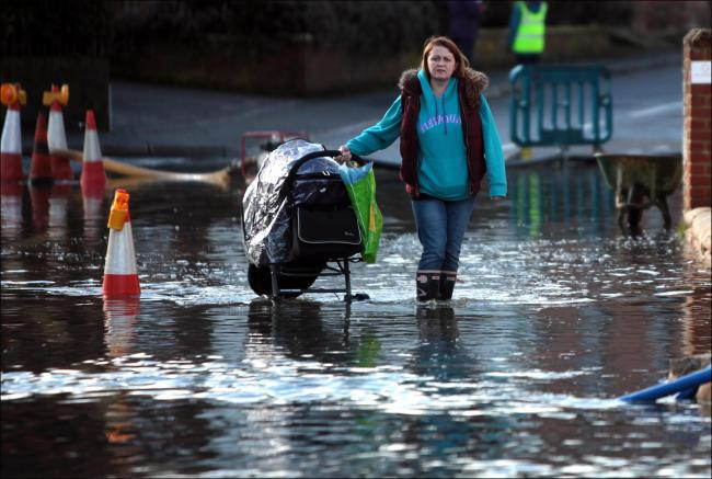 WEATHER WARNING: Hampshire braced for major storm and more flooding