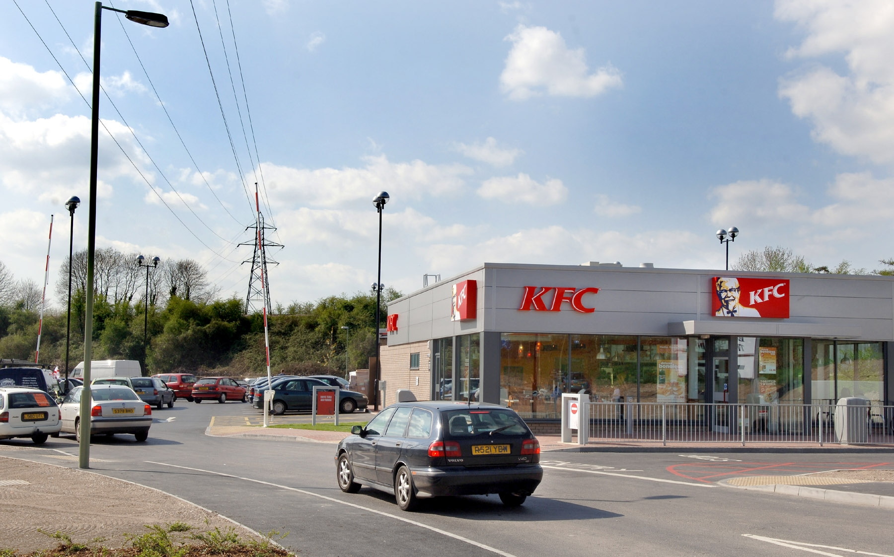 How the KFC could look