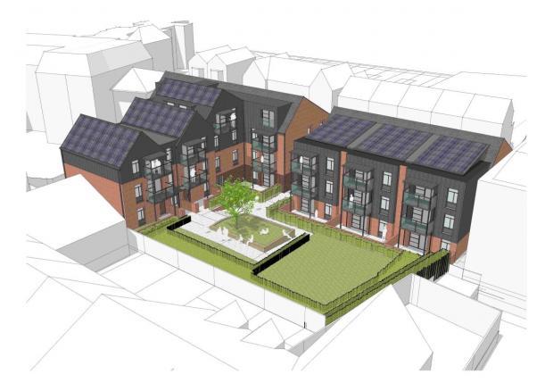 Green light for care home redevelopment