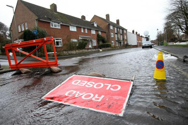 50 more council staff brough t in to fight the floods