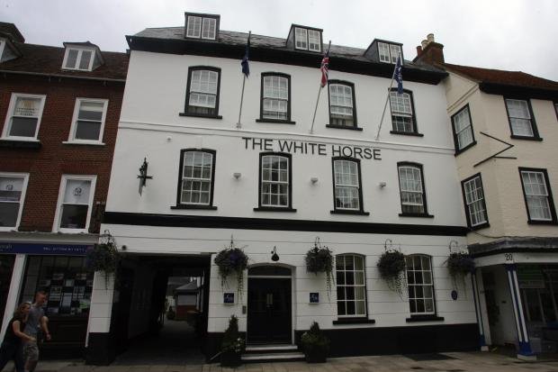 The White Horse Hotel, Romsey
