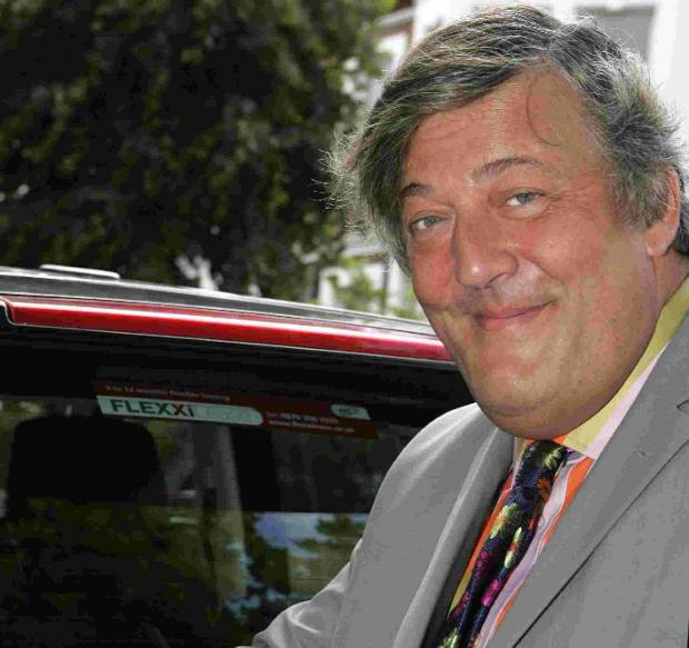 Stephen Fry praises the delights of the New Forest