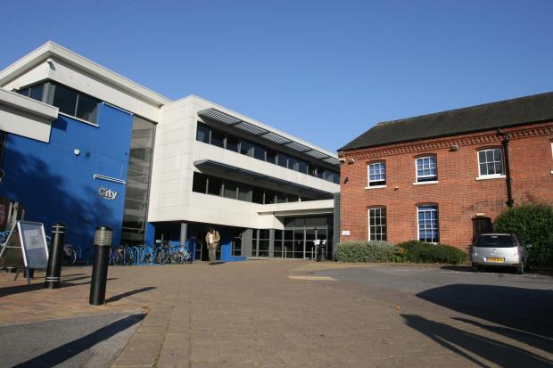 Daily Echo: Southampton City College is one of several colleges set to cut staff with 21 jobs on the line