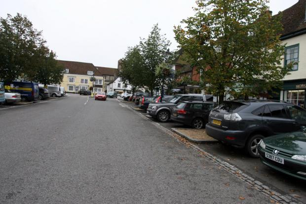 Alresford council hears of danger to traffic posed by overgrown shrubs