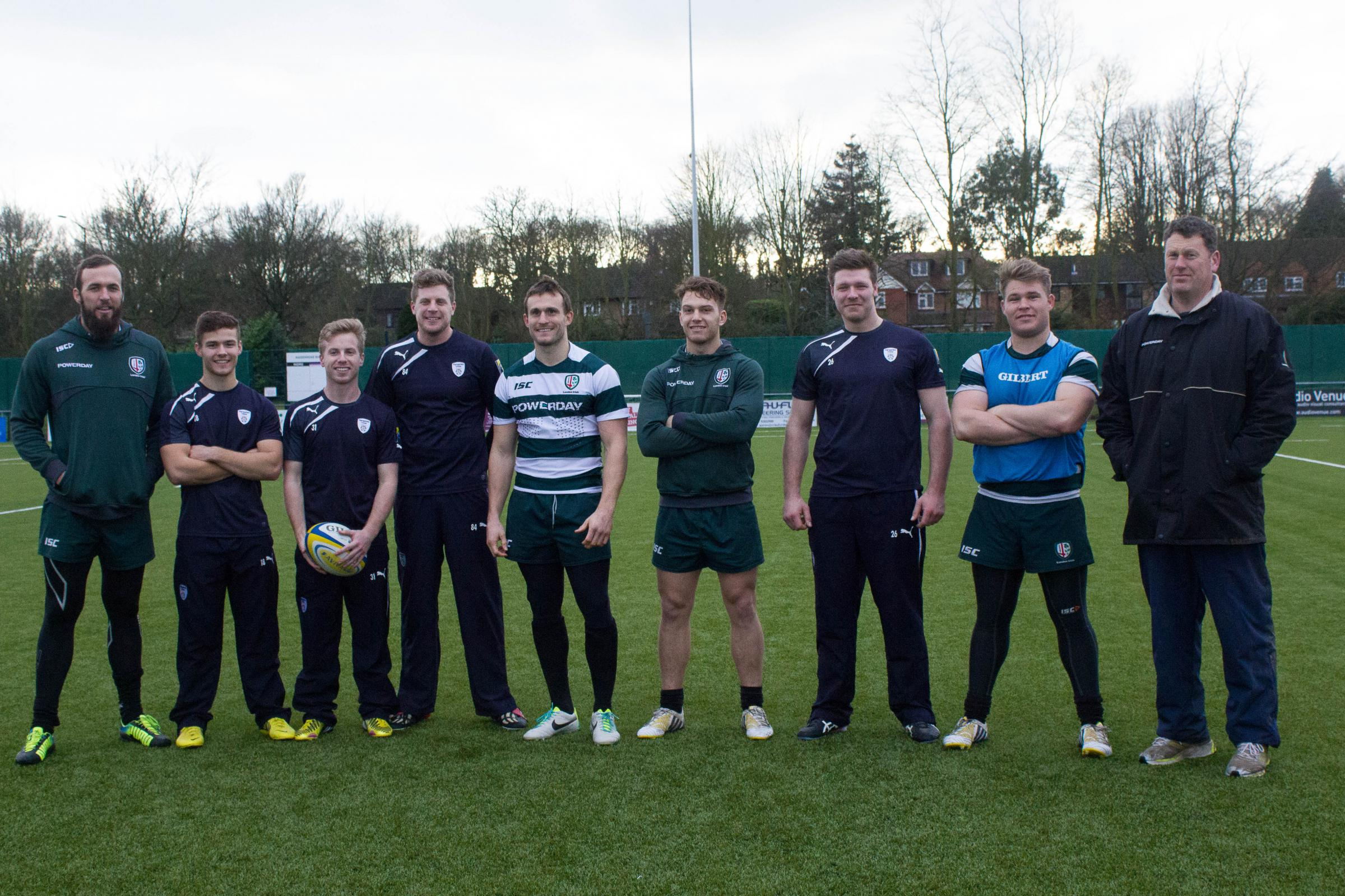 Hants announce London Irish partnership
