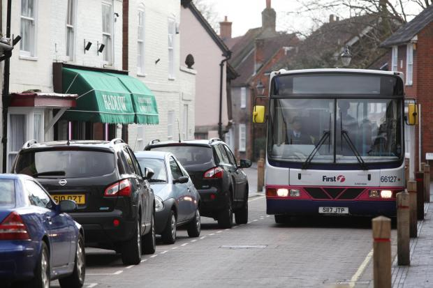 Hundreds pack meeting over threat to scrap village bus route