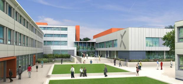 Planners agree £14m revamp for college