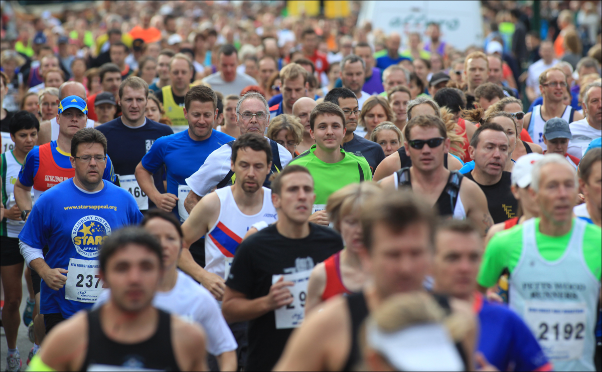 Hampshire marathon axed over rising costs