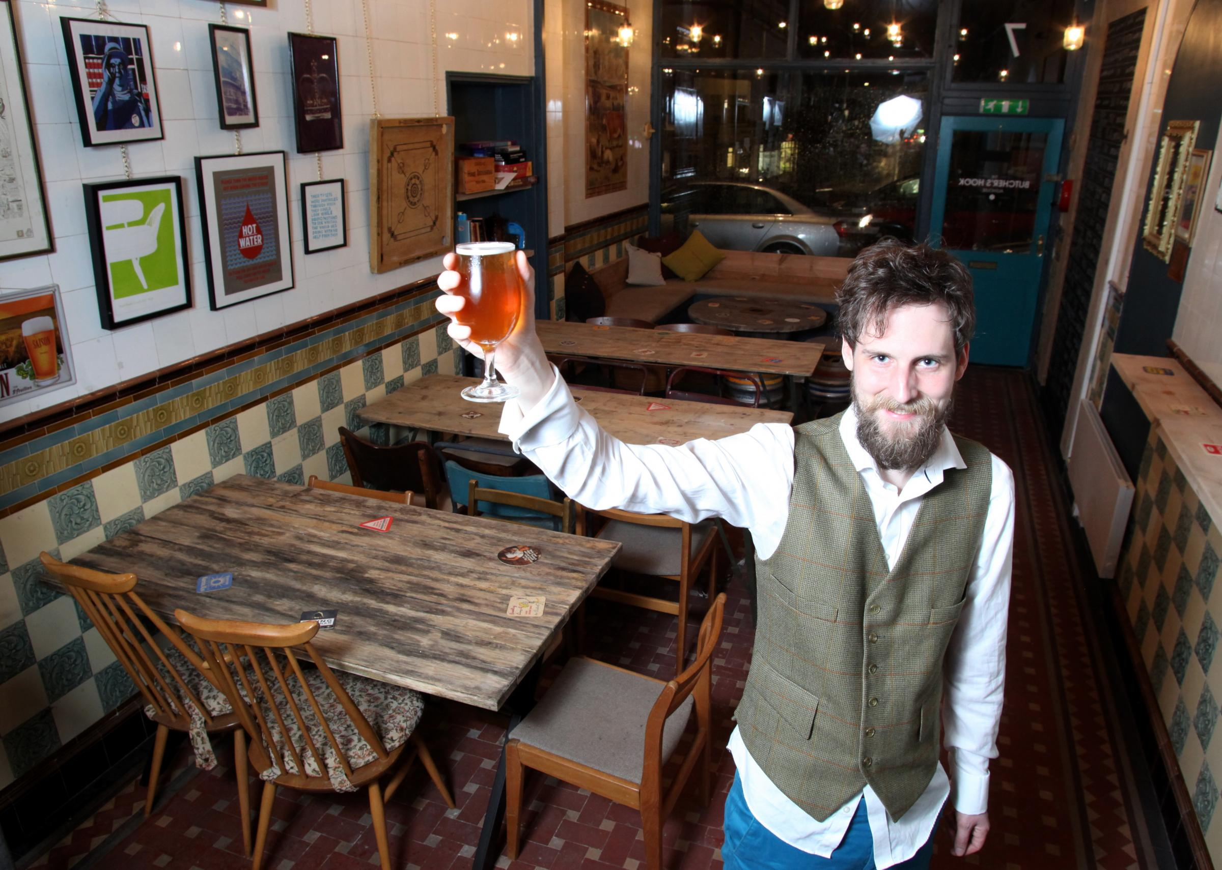 City's first micropub opens its doors