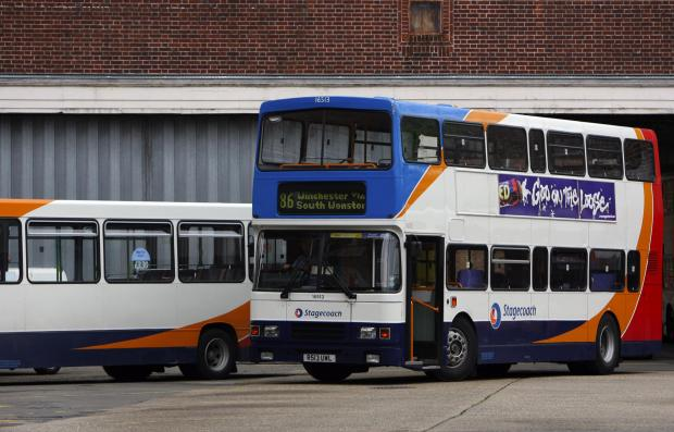 Stagecoach staff up for awards