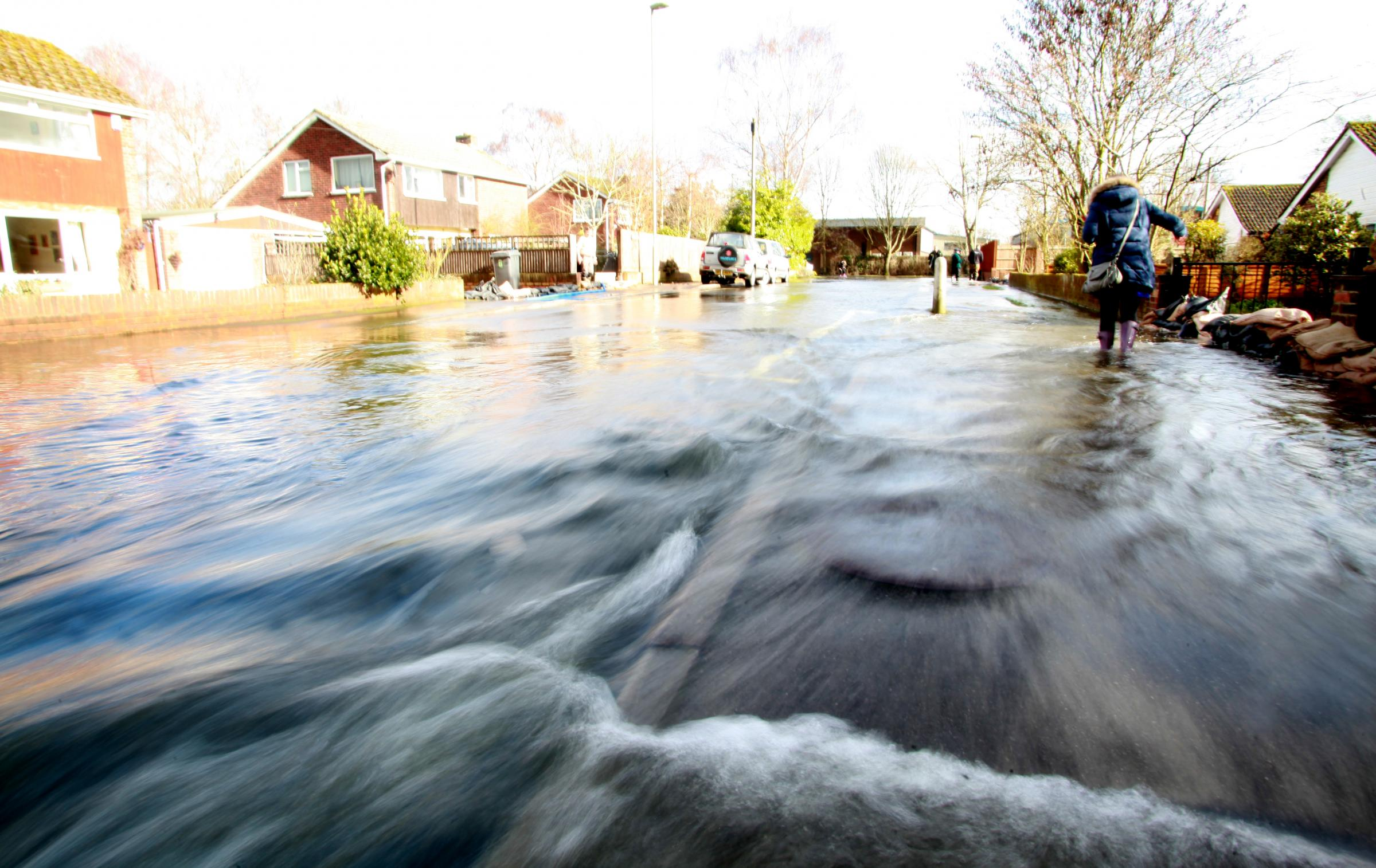 Give us time to prevent future floods