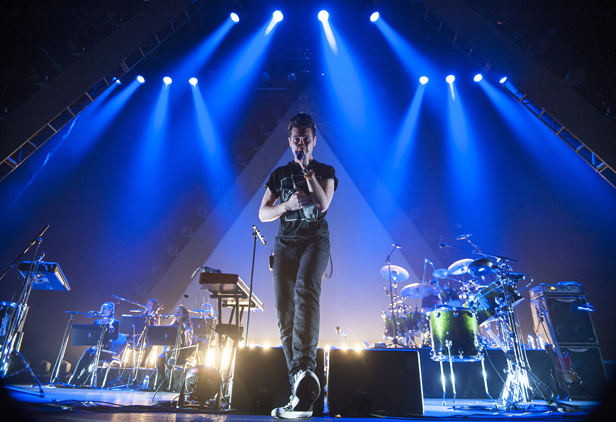 REVIEW: Bastille, BIC, Bournemouth