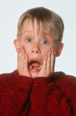 Hollywood Home Alone star Mcaulay Culkin in Southampton: VIDEO