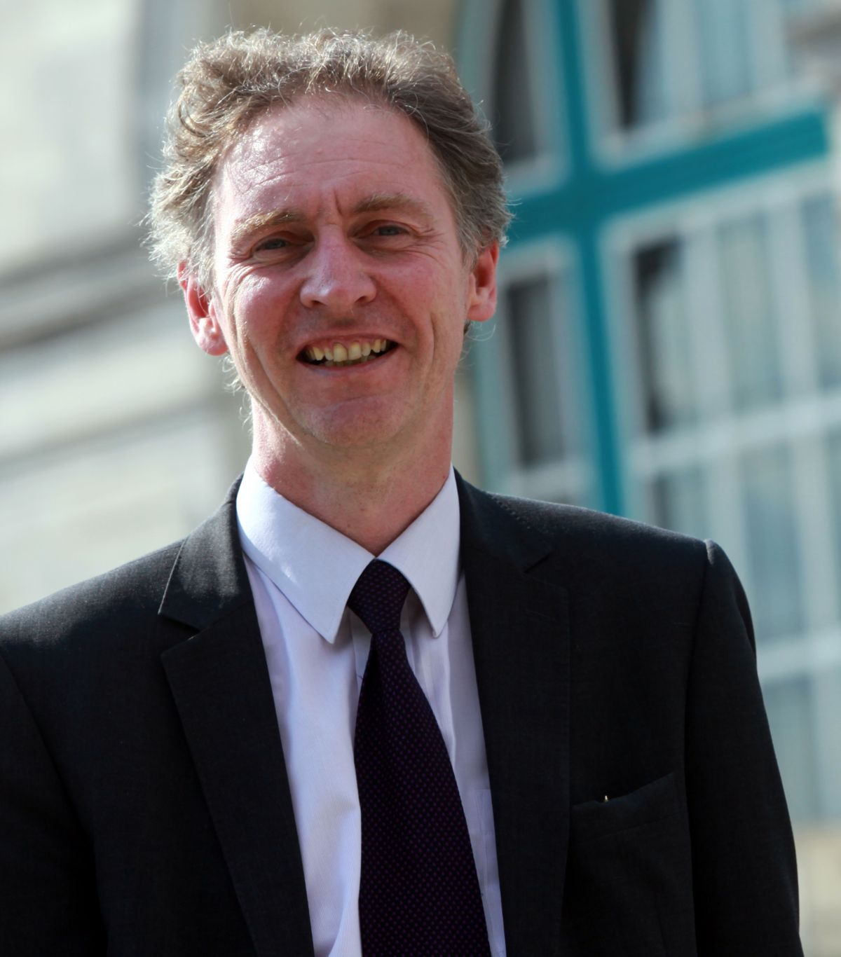 Southampton City Council leader Simon Letts