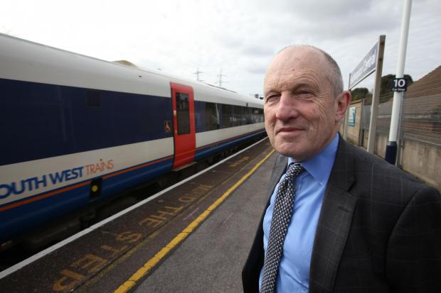 'Be patient' plea to passengers over railway delays
