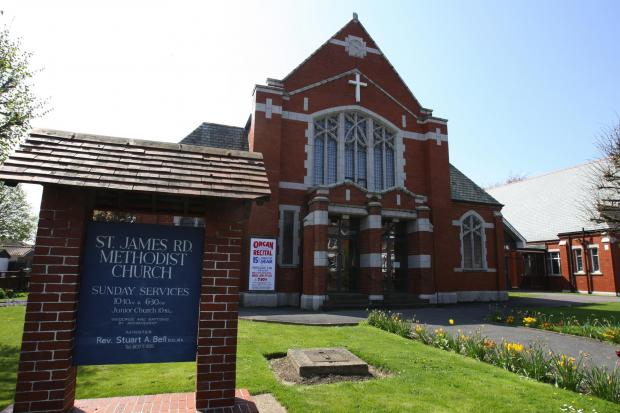 CARBOOT SALE: St James Methodist Church
