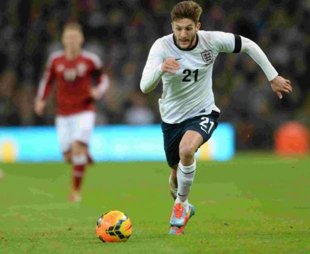 Daily Echo: Adam Lallana