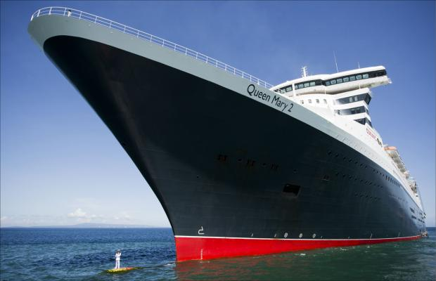 Daily Echo: Stunning new pictures of QM2