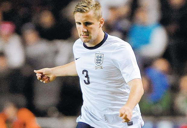 Daily Echo: LUKE SHAW: Has he played his way into World Cup contention?