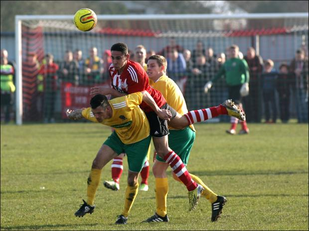 Sholing face Eastbourne United in FA Vase semi-final