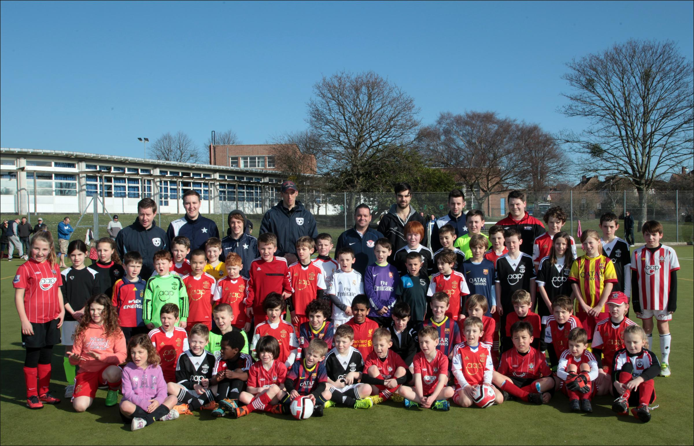 Follands youth development players