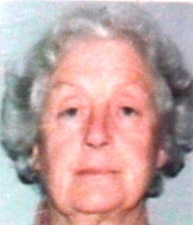 Body found in hunt for missing pensioner